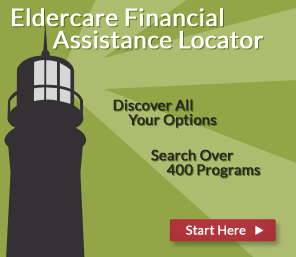 Eldercare financial assistence locator. Discover all your options. Search over 400 programs.