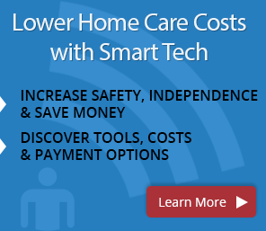 eldercare cost saving technology
