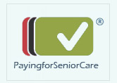 Paying for Senior Care Logo