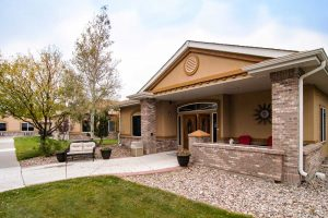 Image of Aspen Wind Assisted Living Community facility - exterior