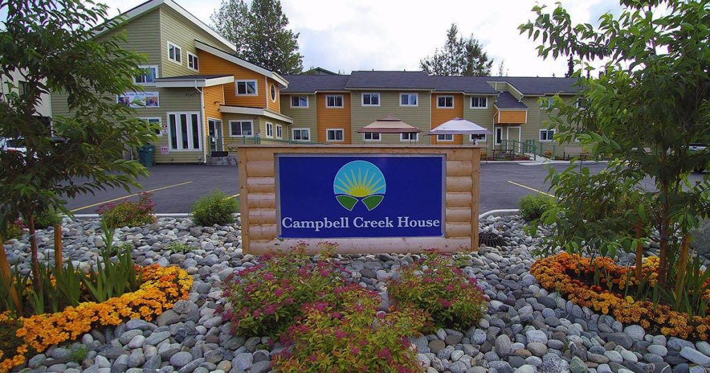 image of Campbell Creek House