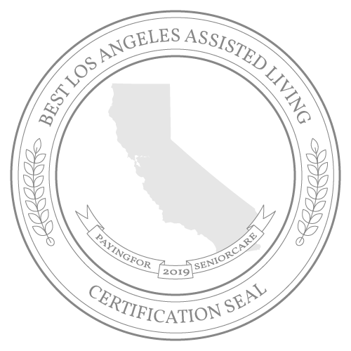 Los Angelese Certification Seal