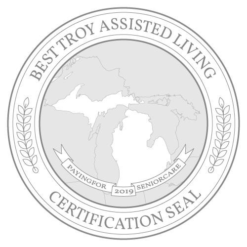 Troy Certification Seal