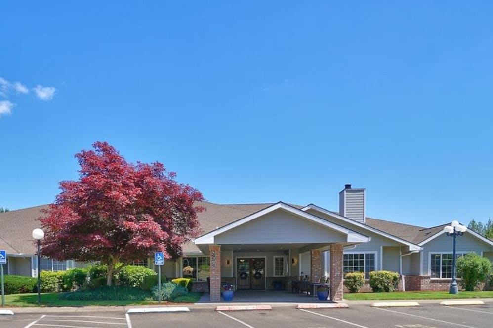 image of Regency Park Place at Corvallis